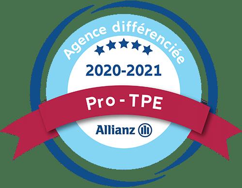 Allianz Christine Alexandre agence spécialisée PRO-TPE