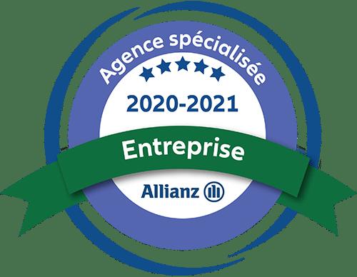 Allianz Christine Alexandre agence spécialisée entreprise
