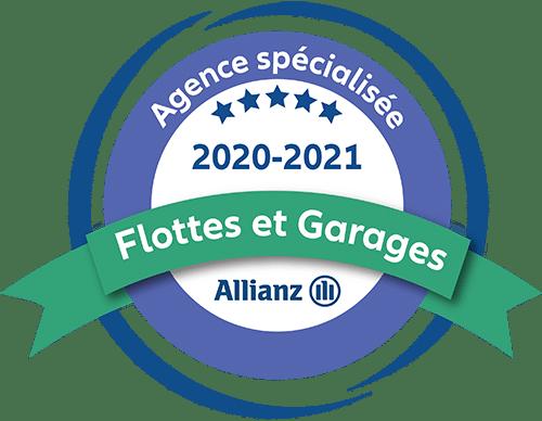Allianz Christine Alexandre agence spécialisée flottes et garages